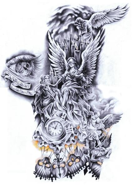 Oferta Tattoo Project Wzory Tatuaży Na Zamówienie